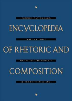 Encyclopedia of Rhetoric and Composition image