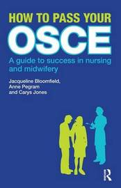 How to Pass Your OSCE by Jacqueline Bloomfield image