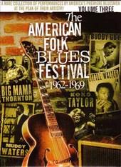 American Folk Blues Festival - Vol. 3 on DVD