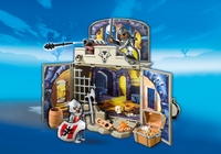 Playmobil: My Secret Treasure Room Play Box -Knights