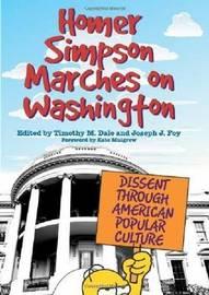 Homer Simpson Marches on Washington image