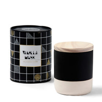 Me & My Trend: Vanilla Musk Grid Soy Candle
