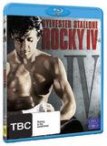 Rocky IV on Blu-ray