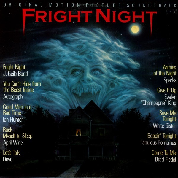 Fright Night Original Soundtrack (LP) by Soundtrack / Various
