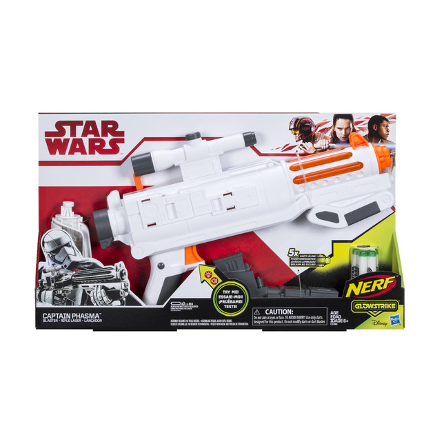 Nerf: Star Wars - Captain Phasma Blaster