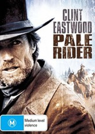 Pale Rider on DVD image
