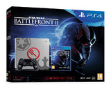 PS4 1TB Star Wars Battlefront II Limited Edition Console Bundle for PS4