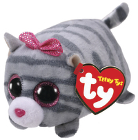 Ty Teeny: Cassie Cat - Small Plush image
