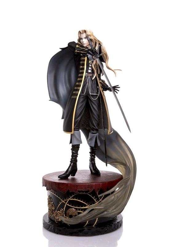 """Castlevania: Alucard - 16"""" Statue"""