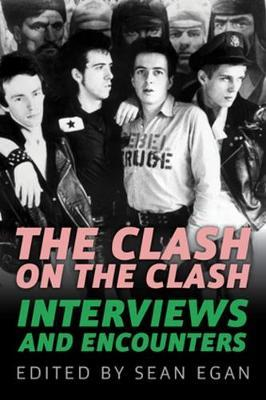 Clash on the Clash by Egan Sean image
