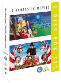 Willy Wonka Charlie The Chocolate on DVD