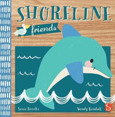Elephant & Bird: Shoreline Friends by Susie Brooks image