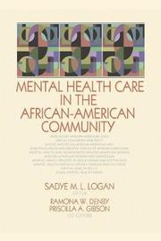 Mental Health Care in the African-American Community
