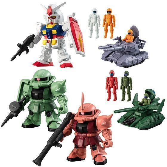 Mobile Suit Gundam Micro Wars - Blind Box