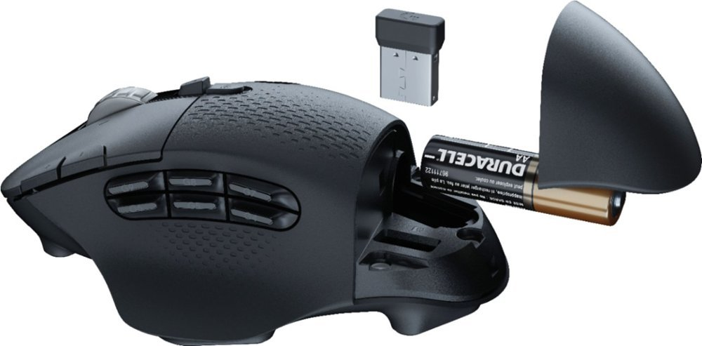 Logitech G604 Lightspeed Wireless Gaming Mouse for PC image