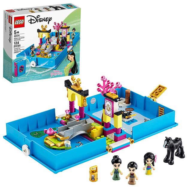LEGO Disney: Mulan's Storybook Adventures - (43174)
