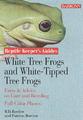 White's Tree Frogs and White-tipped Tree Frogs by R.D. Bartlett image