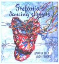 Stefania's Dancing Slippers by Jennifer Beck image