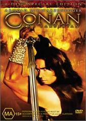 Conan The Barbarian - Special Edition (2 Disc Set) on DVD