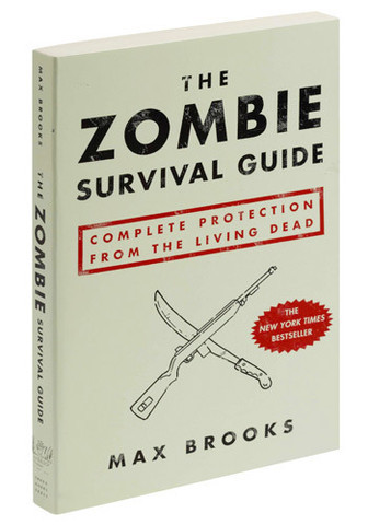 Zombie Survival Guide: Complete Protection from the Living Dead by Max Brooks image