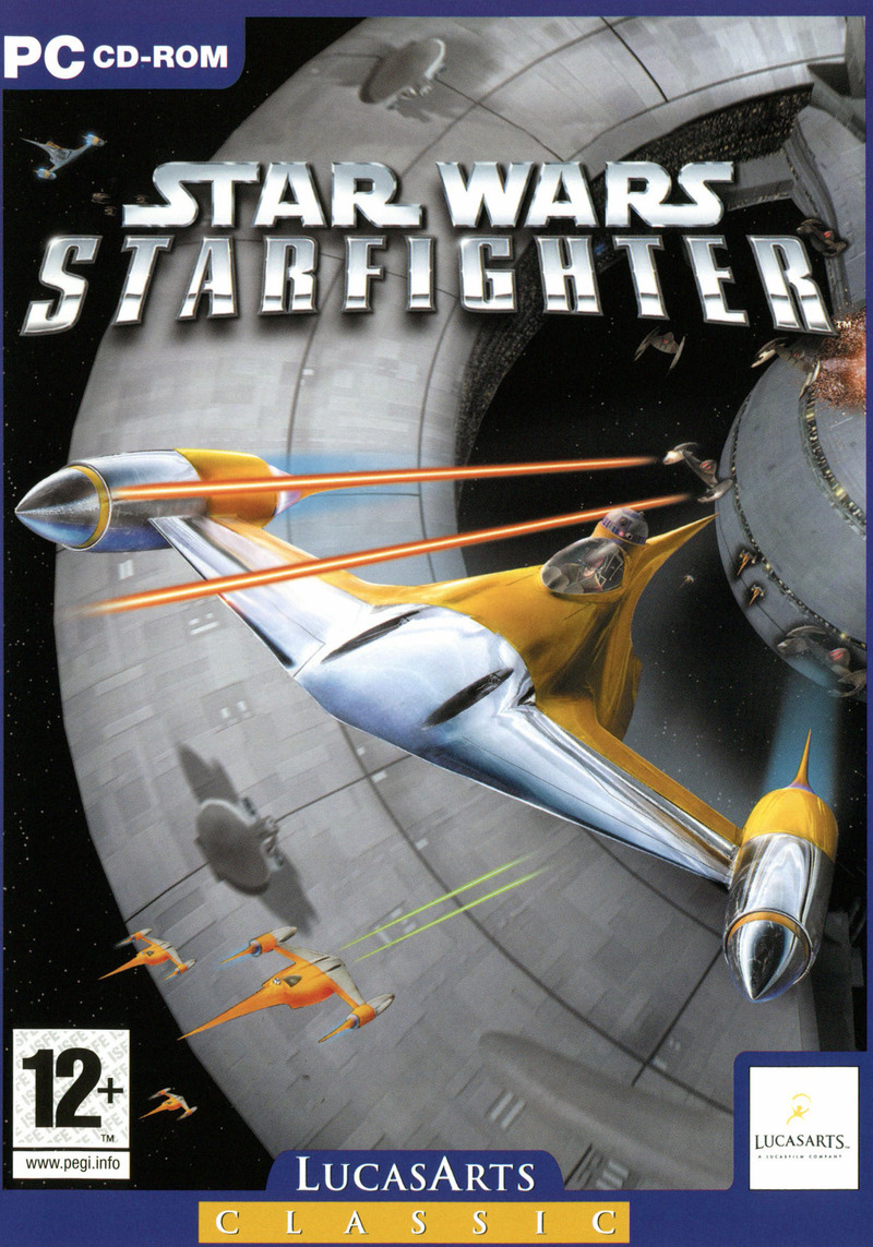 Star Wars: Starfighter for PC Games image