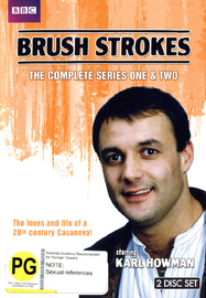 Brush Strokes - The Complete Series One & Two on DVD