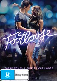 Footloose on DVD