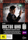 Doctor Who - 50th Anniversary Collectors Edition on Blu-ray