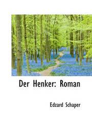 Der Henker by Edzard Schaper