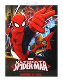 Marvel Spiderman: Scrapbook