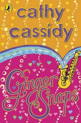 Ginger Snaps by Cathy Cassidy image