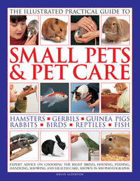 Illustrated Practical Guide to Small Pets & Pet Care by David Alderton image