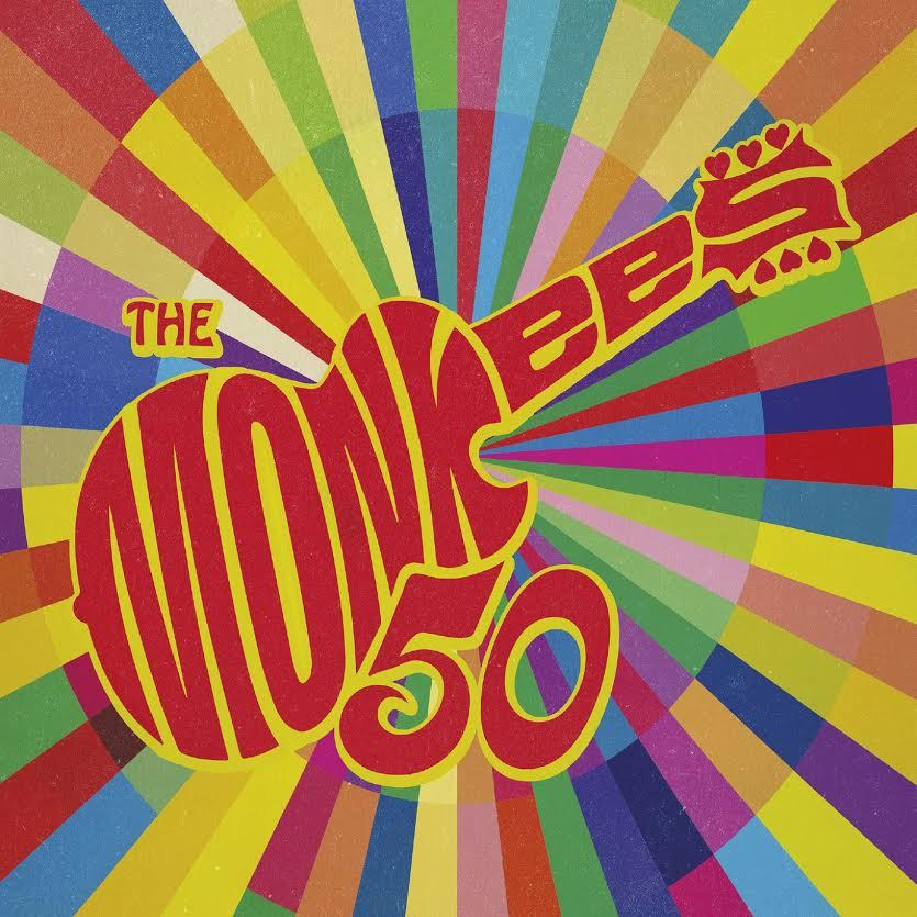 The Monkees 50 (3CD) by The Monkees image