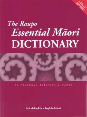 The Raupo Essential Maori Dictionary image