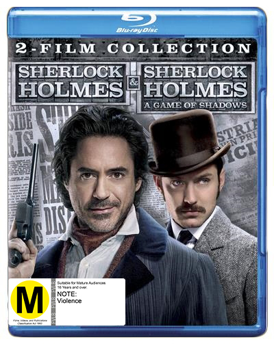 Sherlock Holmes Collection (2-Disc) on Blu-ray