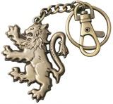 Harry Potter: Gryffindor Metal Keychain (7cm)
