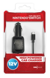 Powerwave Car Charger for Switch