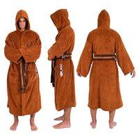 Star Wars: Jedi - Hooded Fleece Bathrobe