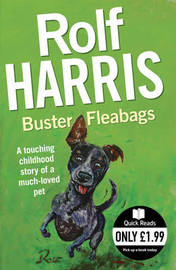 Buster Fleabags by Rolf Harris image
