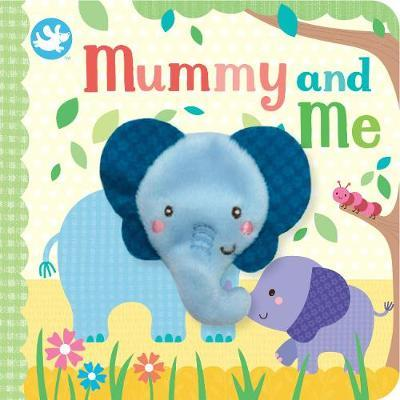 Little Me Mummy and Me Finger Puppet Book image