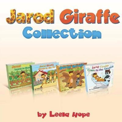 Jarod Giraffe Collection by Leela Hope