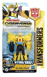 Transformers: Cyberverse - Scout - Bumblebee