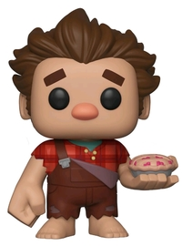 Wreck-It Ralph (with Pie) - Pop! Vinyl Figure