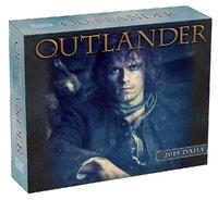 Outlander 2019 Boxed Desk Calendar by Sellers Publishing