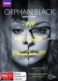 Orphan Black: Series 3 on DVD