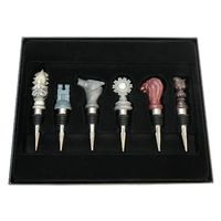 Game of Thrones - House Sigil Wine Stoppers (Set of 6)