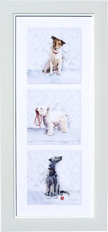 LaVida: Framed Print - Dog Stories