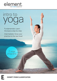 Element: Intro to Yoga on DVD