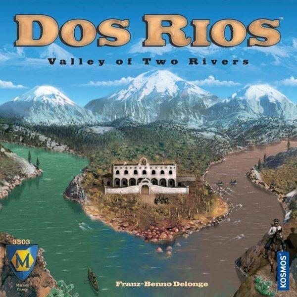 Dos Rios - strategy game