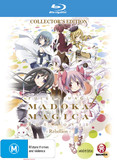 Puella Magi Madoka Magica: The Movie Rebellion on Blu-ray